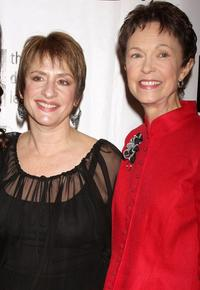 Patti LuPone and Deanna Dunagan at the 74th Annual Drama League Awards Ceremony.