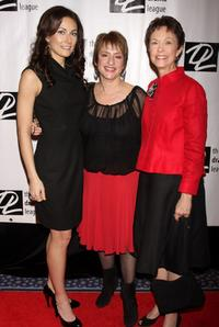 Laura Benanti, Patti LuPone and Deanna Dunagan at the 74th Annual Drama League Awards Ceremony.