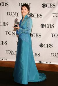 Deanna Dunagan at the 62nd Annual Tony Awards.