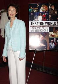 Deanna Dunagan at the 64th Annual Theatre World Awards.