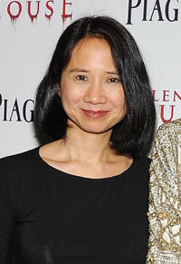 Director Laura Lau at the New York premiere of