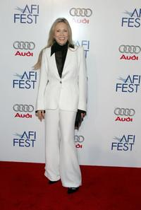 Faye Dunaway at the AFI FEST for opening night gala of
