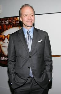 Douglas McGrath at the premiere of