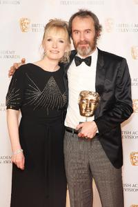 Lindsay Duncan and Stephen Dillane at the BAFTA Television Awards 2009.