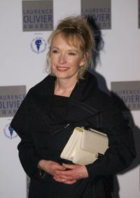 Lindsay Duncan at the British Lawrence Olivier Theatre Awards 2009.