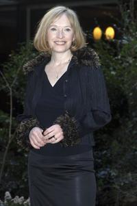 Lindsay Duncan at the Italian Photocall for