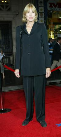 Lindsay Duncan at the film premiere of