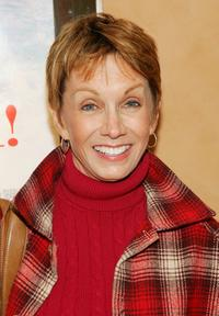 Sandy Duncan at the New York premiere of