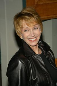 Sandy Duncan at the opening night of the Broadway revival of 'Little Shop of Horrors' at the Virginia Theater.