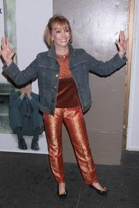 Sandy Duncan at the party for