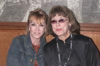 Sandy Duncan and Phyllis Newman at the party for