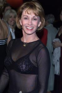 Sandy Duncan at the opening of the Broadway play