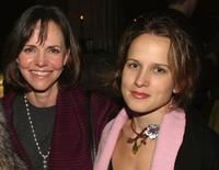 Sally Field and Jennifer Dundas at the after party of the Opening Night of