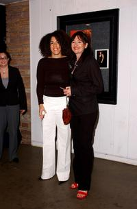 Nora Dunn and Rain Pryor at the