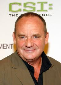 Paul Guilfoyle at the grand opening of
