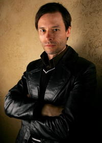 Guy Pearce at the 2006 Sundance Film Festival.