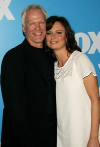 James Morrison and Mary Lynn Rajskub at the FOX 2007 Programming presentation.