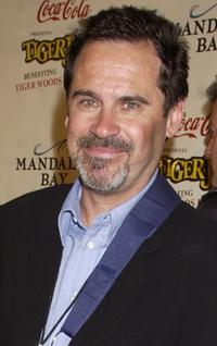 Dennis Miller at the fifth Annual Tiger Woods Foundation Tiger Ja fundraiser.