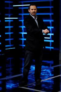 Dennis Miller at the new weekly series