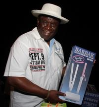 George Wallace at the Backstage Creations celebrity retreat during the 43rd Academy of Country Music Awards.