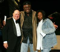 Don Rickles, George Wallace and Whoopi Goldberg at the Comedy Festival.