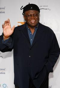 George Wallace at the 13th Annual Andre Agassi Charitable Foundation's Grand Slam for Children benefit concert.