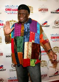 George Wallace at the screening of