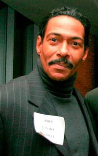 John Canada Terrell at the Producers Guild of America (PGA) East Diversity Recruitment Committee