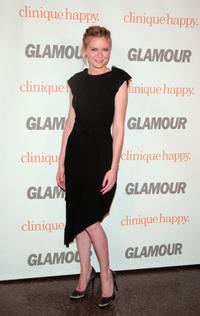 Kirsten Dunst at the Glamour Reel Moments party held at the Directors Guild of America.