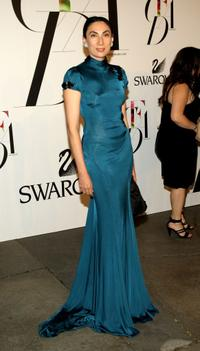 Ahn Duong at the 2008 CFDA Fashion Awards.