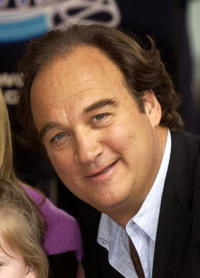 Jim Belushi at A Star on The Hollywood Walk of Fame.