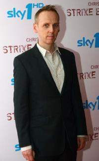 Ewen Bremner at the world premiere of