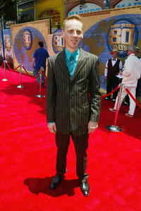Ewen Bremner at the premiere of