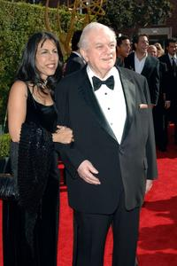 Charles Durning at the 2005 Creative Arts Emmy Awards.