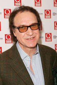 Ray Davies at the Q Awards 2005.