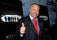 Bo Dietl at the New York premiere of