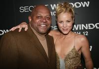 Charles S. Dutton and Maria Bello at the world premiere of