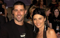 Matthew Fox and Margherita Ronchi at the 32nd Annual