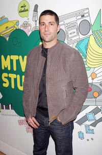 Matthew Fox during MTV's Total Request Live at the MTV Times Square Studios in N.Y.