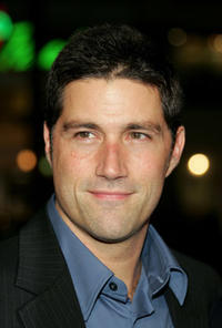 Matthew Fox at the Hollywood premiere of