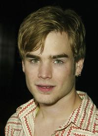 David Gallagher at the WB Network's 2004 All Star Summer party.
