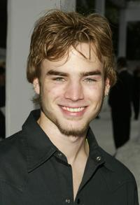 David Gallagher at the New York premiere of