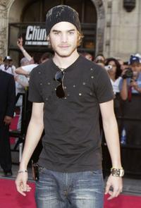 David Gallagher at the Much Music Video Awards.
