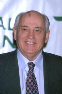 A File Photo of Mikhail Gorbachev, dated March 5, 1999.