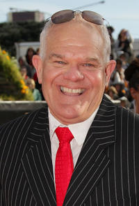 Mark Hadlow at the world premiere of