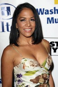 Sheila E. at the Earvin Magic Johnson Celebrates 25 Years of Business gala.