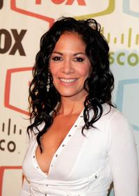 Sheila E. at the FOX Fall Eco-Casino party.