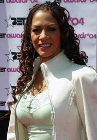 Sheila E. at the 2004 Black Entertainment Awards.