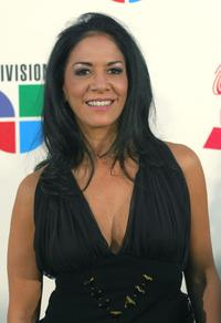 Sheila E. at the 8th Annual Latin Gramy Awards.