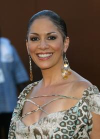 Sheila E. at the 10th Annual Soul Train Lady of Soul Awards.